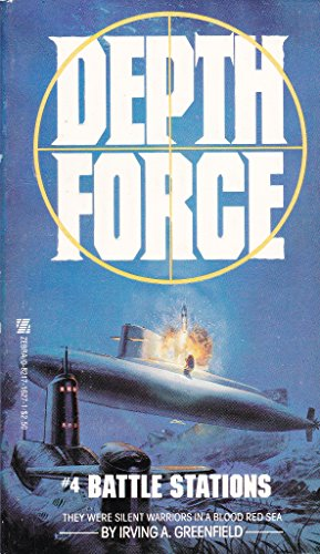 9780821716274: Depth Force 4-Battle Statio (Depth Force No. 4)