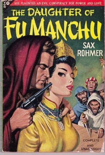 9780821718186: Sax Rohmer's the Daughter of Fu Manchu