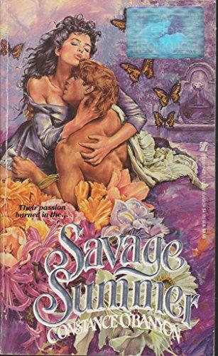 Savage Summer (Savage Season): Constance O'Banyon