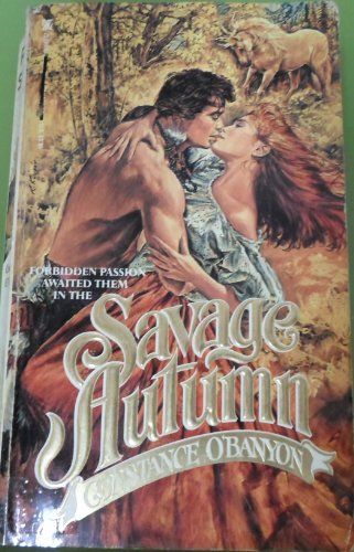 9780821719381: Title: SAVAGE AUTUMN