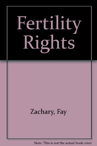 9780821719909: Fertility Rights