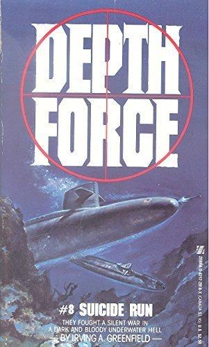 9780821720189: Suicide Run (Depth Force, #8)