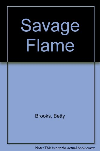 Savage Flame (An Indian Romance)