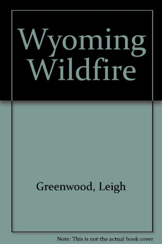 9780821721070: Wyoming Wildfire