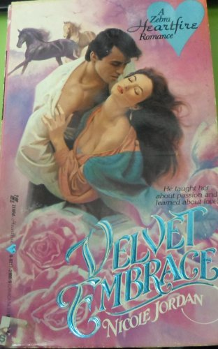Velvet Embrace: Jordan, Nicole