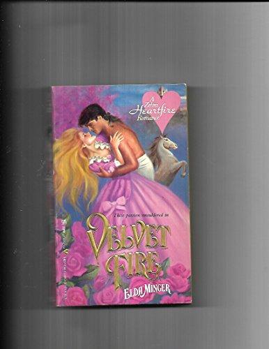 9780821721339: Velvet Fire (Heartfire Romance)