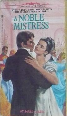 9780821721698: A Noble Mistress