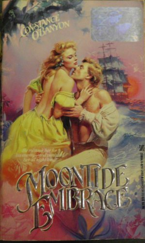 Moontide Embrace (0821721828) by Constance O'Banyon