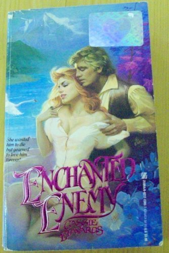 ENCHANTED ENEMY (9780821723050) by Cassie Edwards