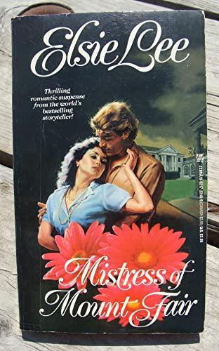 9780821723180: Mistress of Mount Fair