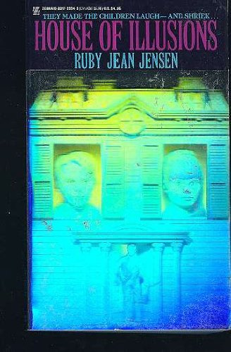 House of Illusions (0821723243) by Ruby Jean Jensen