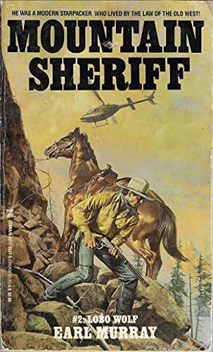 9780821723371: Lobo Wolf (Mountain Sheriff)