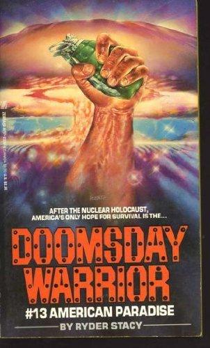 9780821723388: American Paradise (Doomsday Warrior)