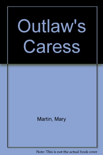 9780821723494: Outlaw's Caress