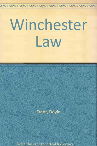 9780821723821: Winchester Law