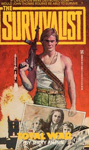 Total War: Survivalist No. 1 (The Survivalist): Ahern, J.