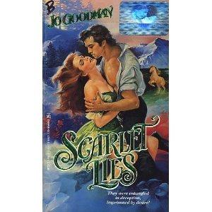 Scarlet Lies: Jo Goodman