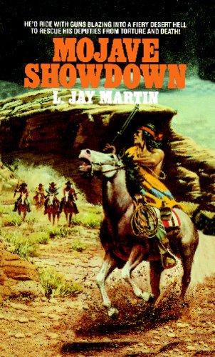 Mojave Showdown: Martin, L. J.