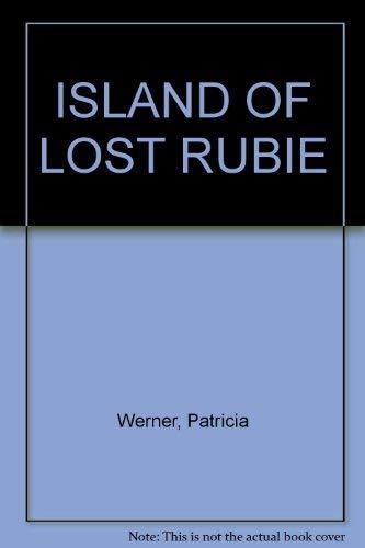9780821726037: ISLAND OF LOST RUBIES