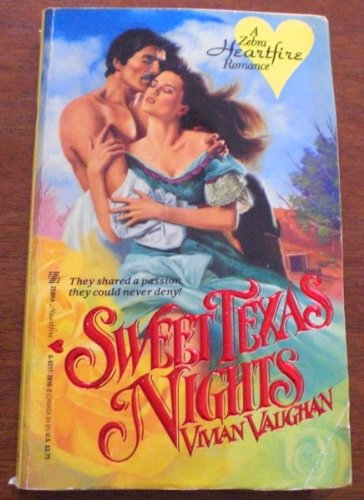 Sweet Texas Nights: Vaughan, Vivian