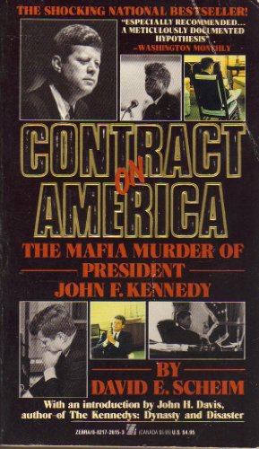 9780821726150: Contract on America: The Mafia Murder of President John F. Kennedy