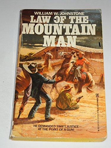 9780821727355: Law of the Mountain Man