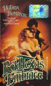 9780821728352: Bold Texas Embrace (A Zebra Romance)