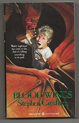 9780821728918: Blood Wings