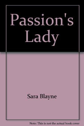 9780821729953: PASSION'S LADY