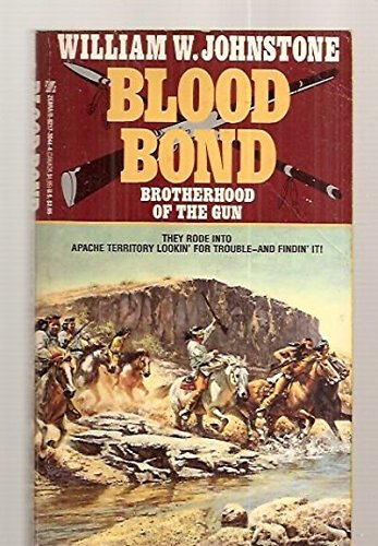 9780821730447: Brotherhood of the Gun (Blood Bond)