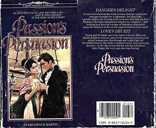 9780821730836: Passion's Persuasion