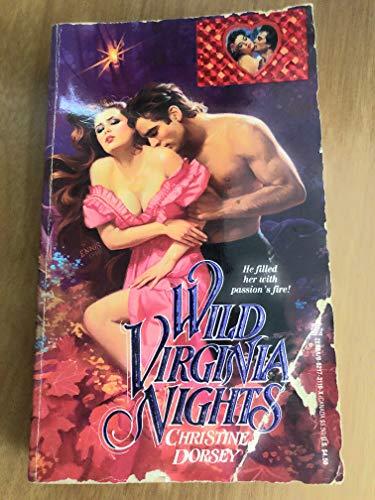 9780821731192: Wild Virginia Nights (Lovegram)