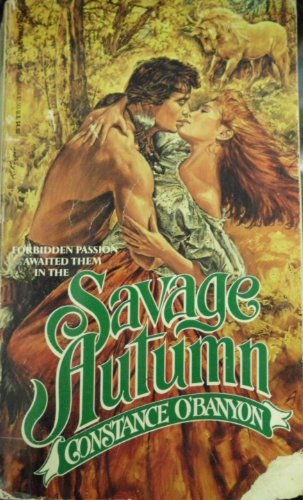 9780821731888: Savage Autumn