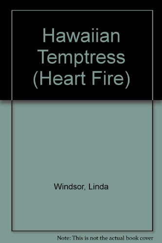 9780821733813: Hawaiian Temptress (Heart Fire)