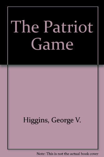 9780821734209: The Patriot Game