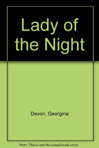 9780821734261: Lady of the Night