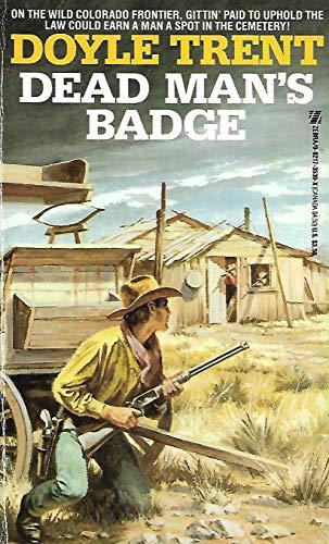 9780821735398: Dead Man's Badge