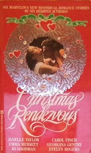 Christmas Rendezvous (0821735896) by Janelle Taylor; Emma Merritt; Jo Goodman; Carol Finch; Georgina Gentry; Evelyn Rogers