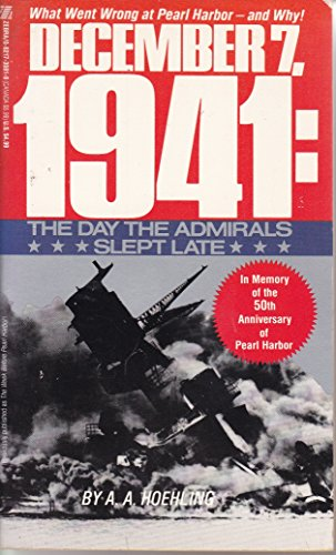 9780821735916: December 7, 1941: The Day the Admirals Slept Late