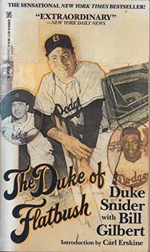 9780821736159: The Duke of Flatbush