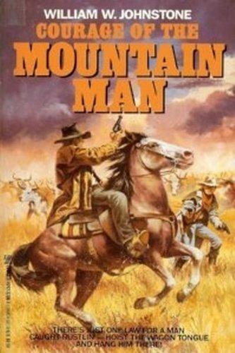 9780821737200: Courage of the Mountain Man