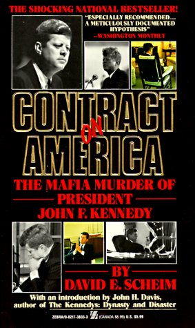 9780821738337: Contract on America: The Mafia Murder of President John F. Kennedy
