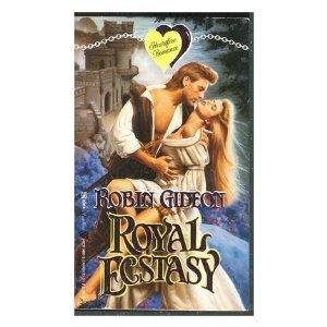 Royal Ecstasy (A Medieval Romance): Gideon, Robin