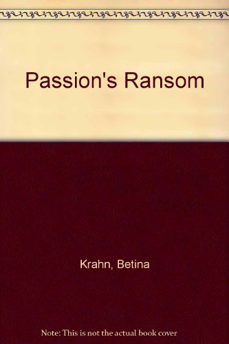 9780821738757: Passion's Ransom