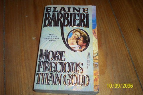 9780821738955: More Precious Than Gold