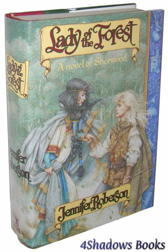 Lady of the Forest **Signed**: Roberson, Jennifer