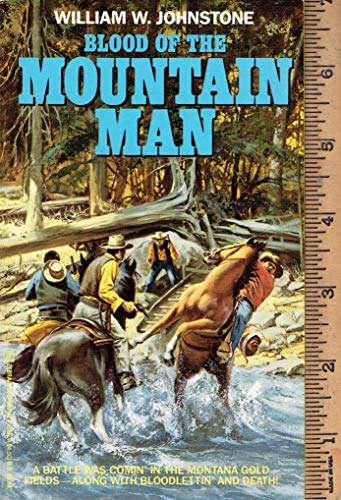 9780821739310: Blood of the Mtn Man #11 (The Last Mountain Man)