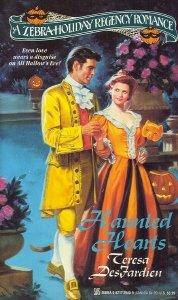 9780821739402: Haunted Hearts (A Zebra Holiday Regency Romance)