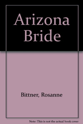 9780821740101: Arizona Bride