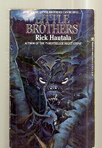 Little Brothers (0821740202) by Hautala, Rick